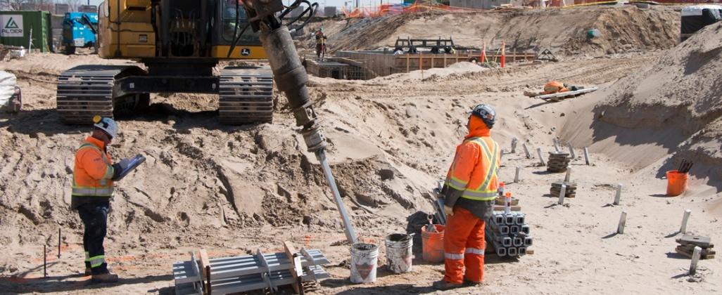 Uses of Helical Piles & Micropiles
