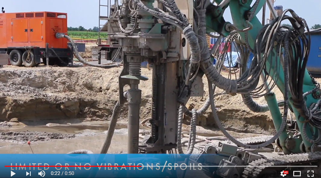 Advantages of Micropiles
