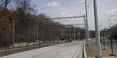 TTC Queensway Track Rehabilitation with Helical Piles banner