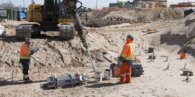 Uses of Helical Piles & Micropiles banner