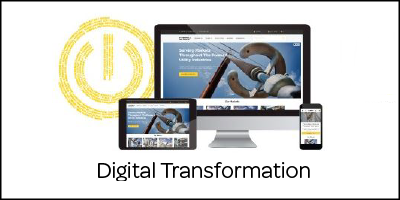 The CHANCE® Digital Transformation banner