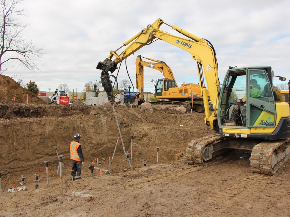 Building Foundations with Helical Piles | Details